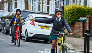 Cycle training for schools