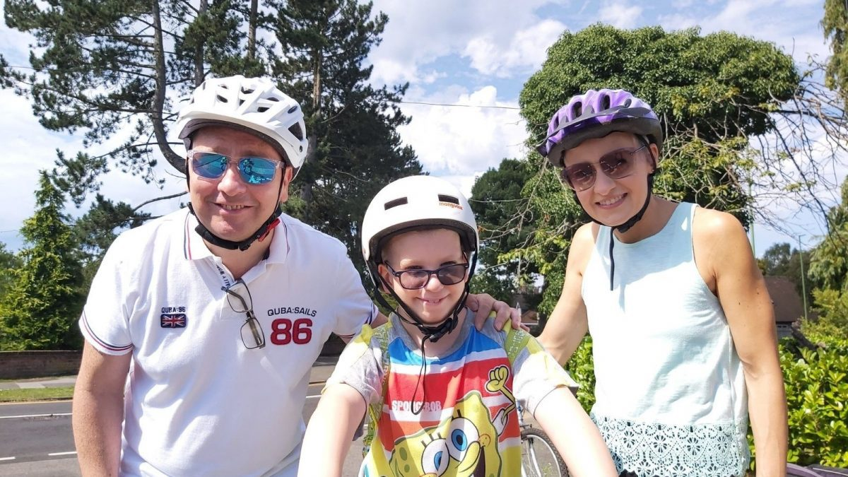Overcoming barriers: Josh and Malcolm