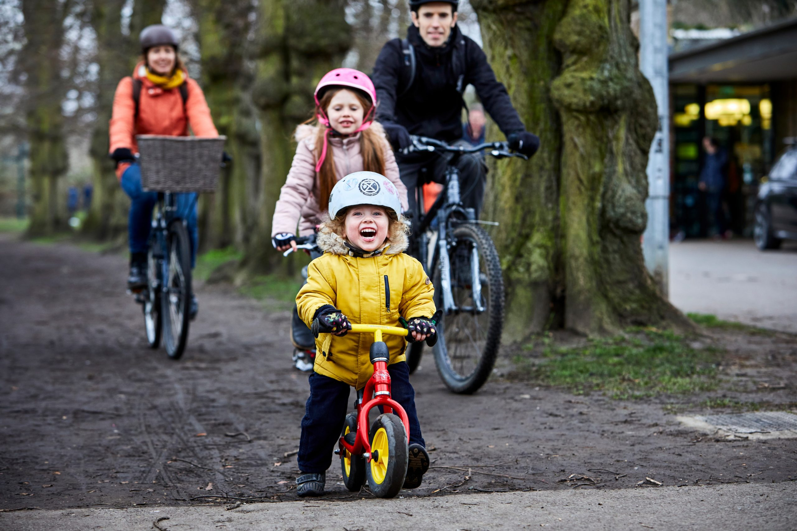 Cycle Training for Families