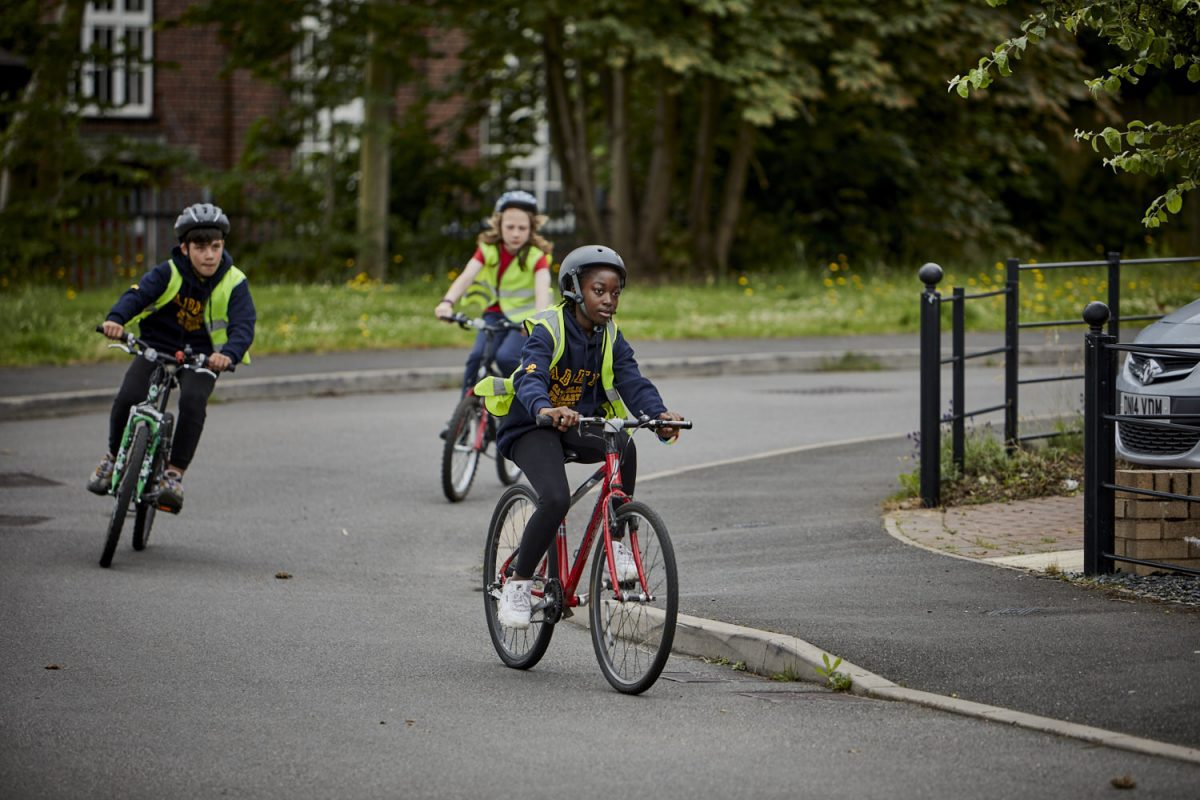 More than £1 million available to help children access cycle training